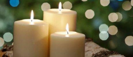 Гадания при свечах