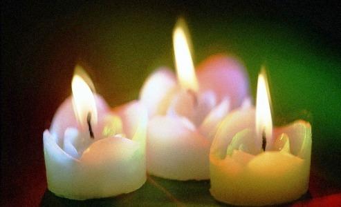 гадание на рождество со свечами